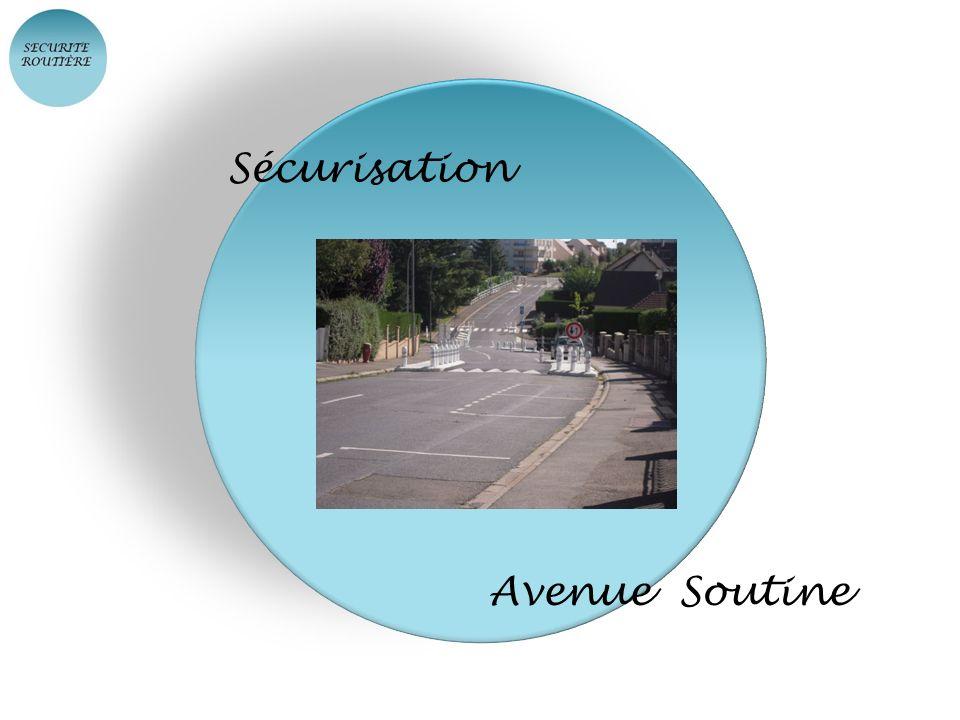 Sécurisation Avenue Soutine