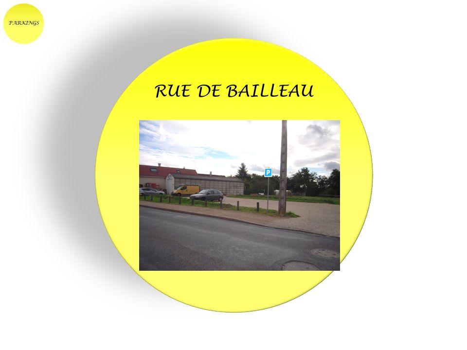 RUE DE BAILLEAU