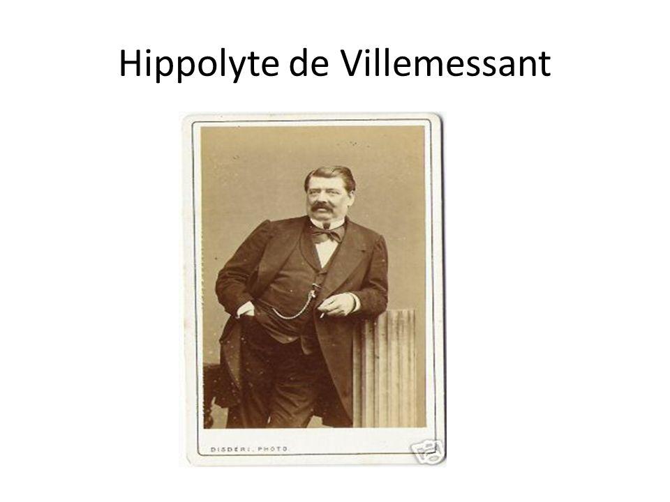 Hippolyte de Villemessant