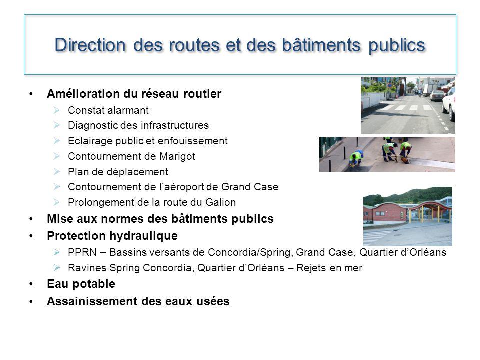 Direction des routes et des bâtiments publics