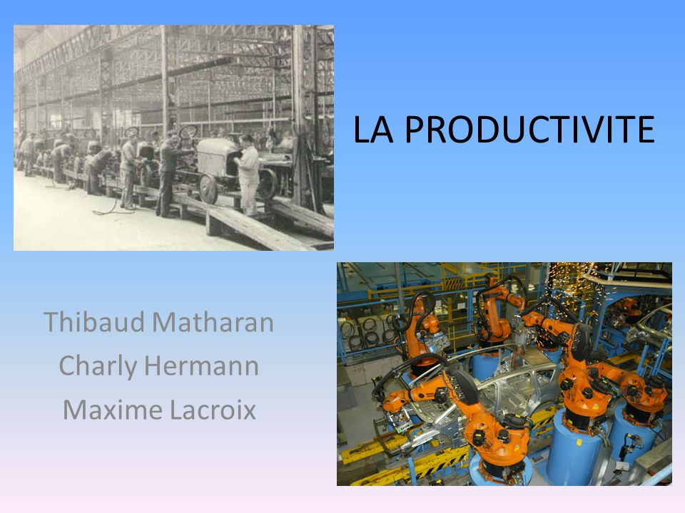 Thibaud Matharan Charly Hermann Maxime Lacroix
