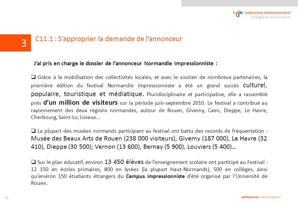AILLEURS EXACTEMENT pour NORMANDIE IMPRESSIONNISTE Le 29 mai 2012