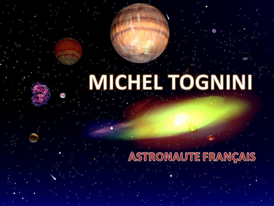ЬЬЬЬШС MICHEL TOGNINI ASTRONAUTE FRANÇAIS
