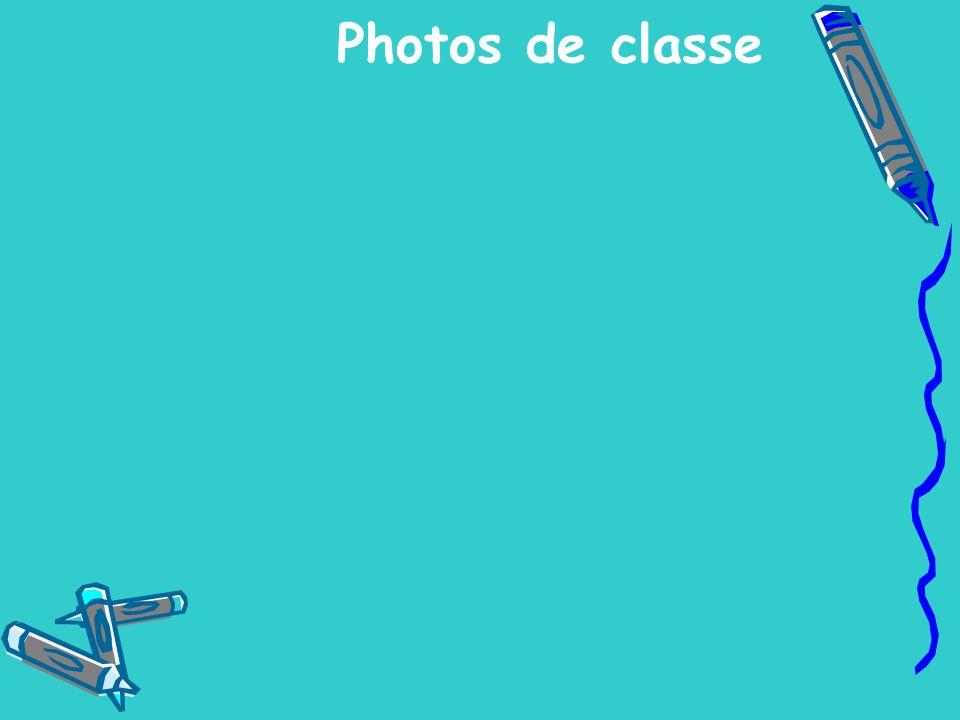 Photos de classe