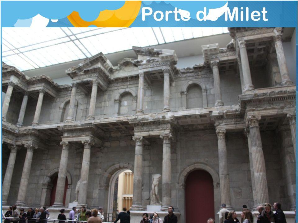 Porte de Milet