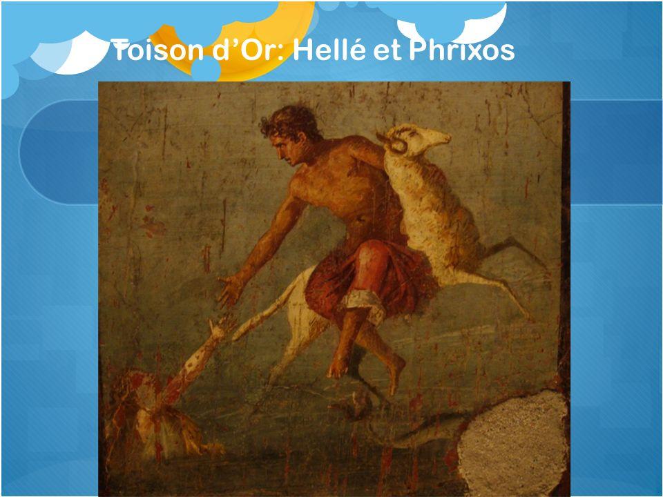 Toison d'Or: Hellé et Phrixos