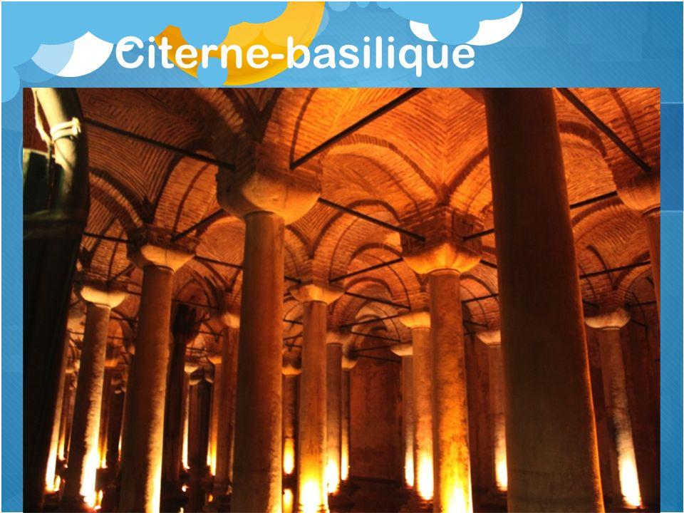 Citerne-basilique