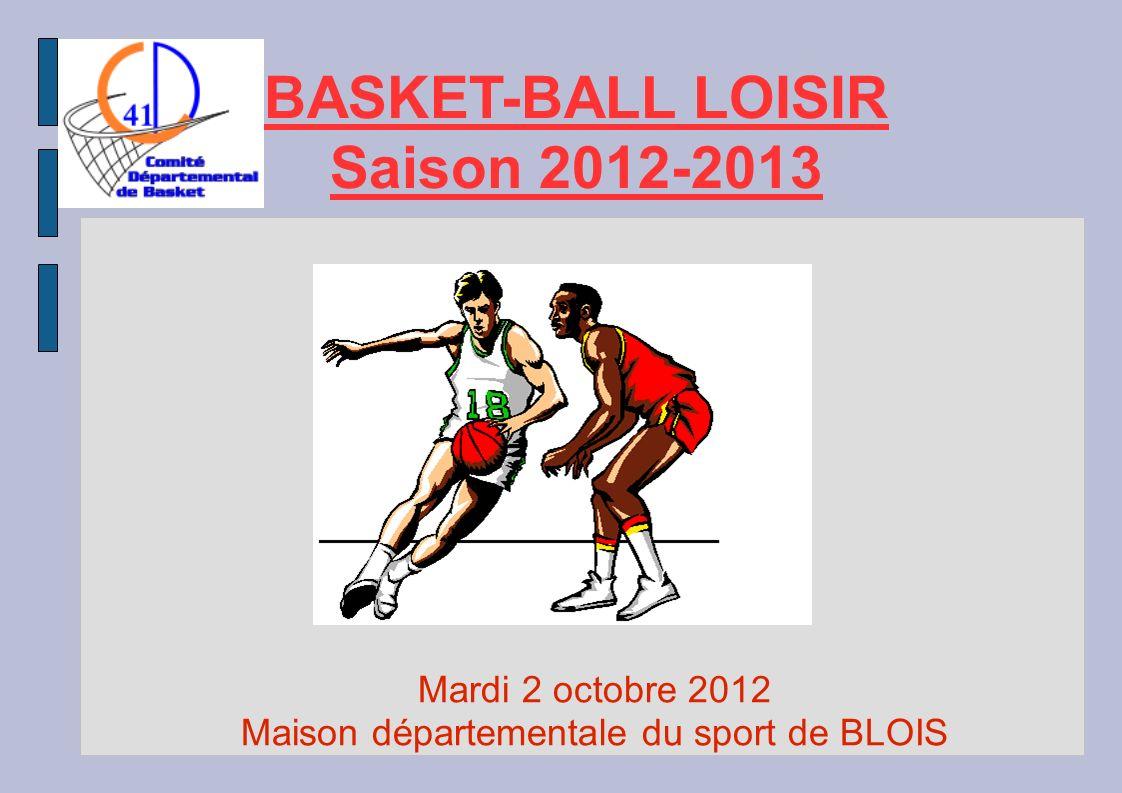 Maison départementale du sport de BLOIS