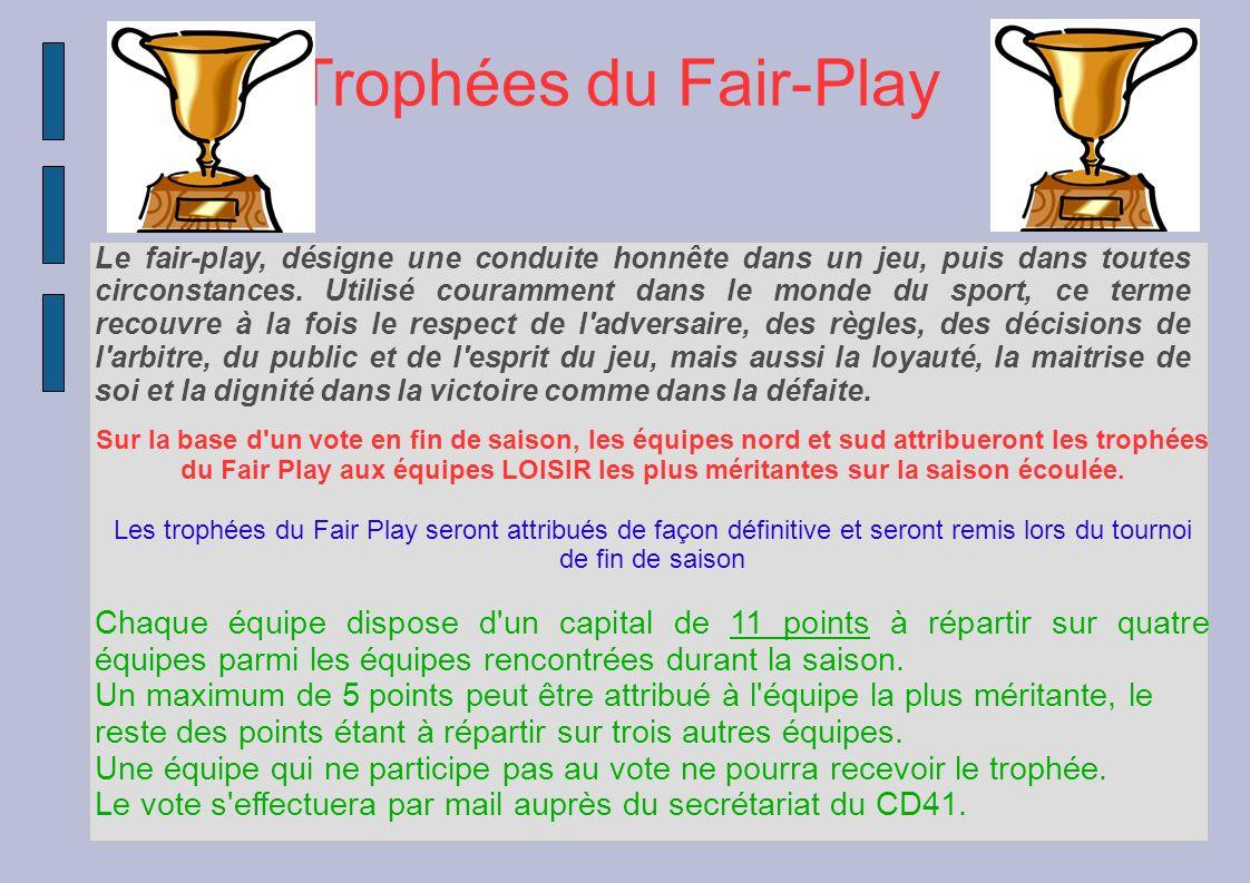 Trophées du Fair-Play