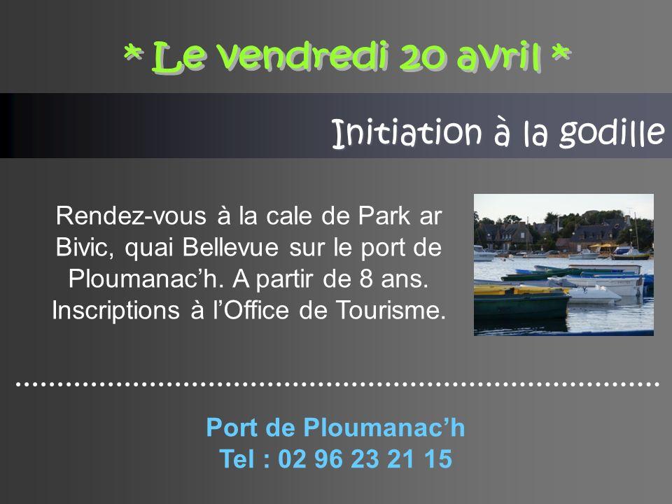 Port de Ploumanac'h Tel : 02 96 23 21 15
