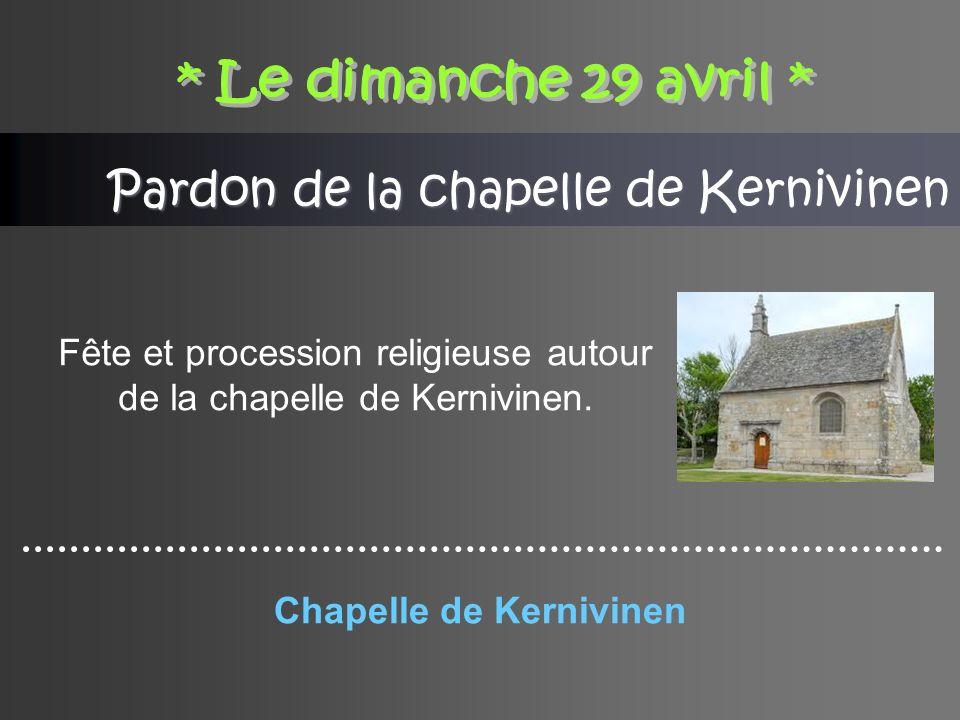 Chapelle de Kernivinen