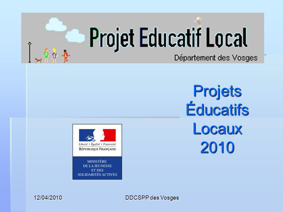 Projets Éducatifs Locaux