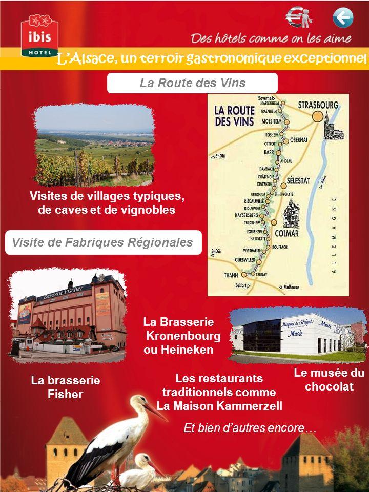 L'Alsace, un terroir gastronomique exceptionnel