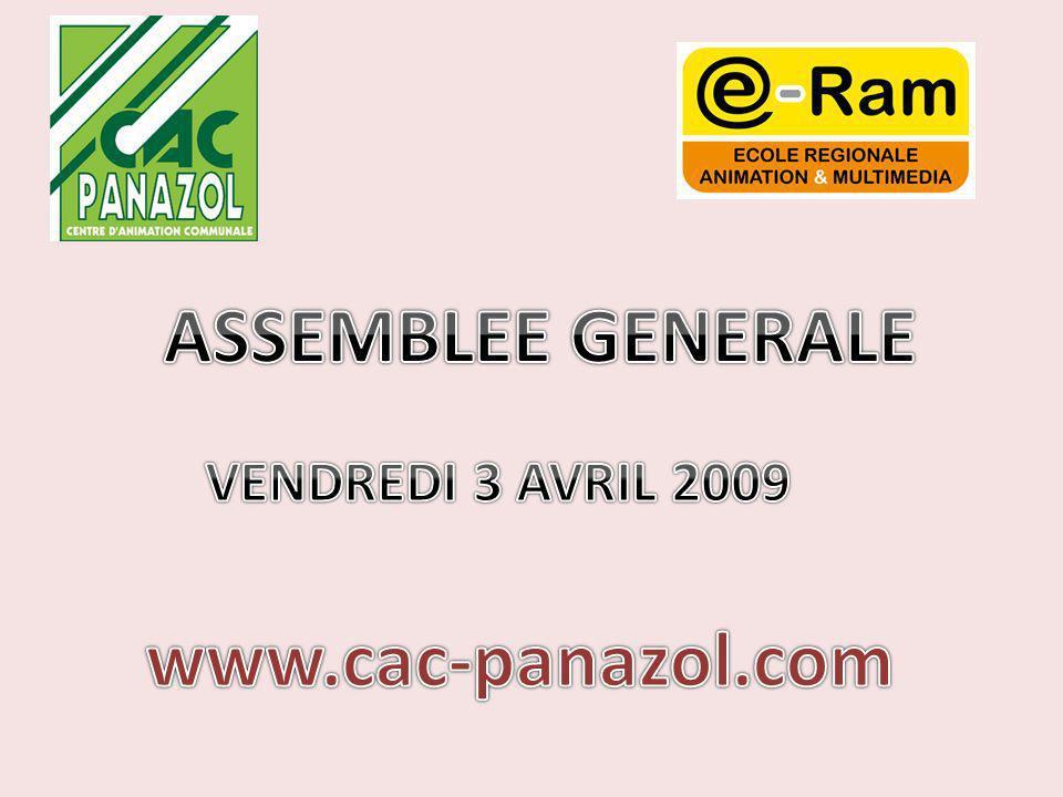 ASSEMBLEE GENERALE www.cac-panazol.com