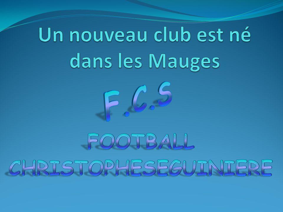 Un nouveau club est né dans les Mauges