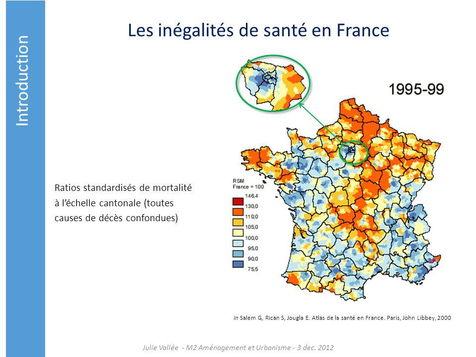 Les inégalités de santé en France