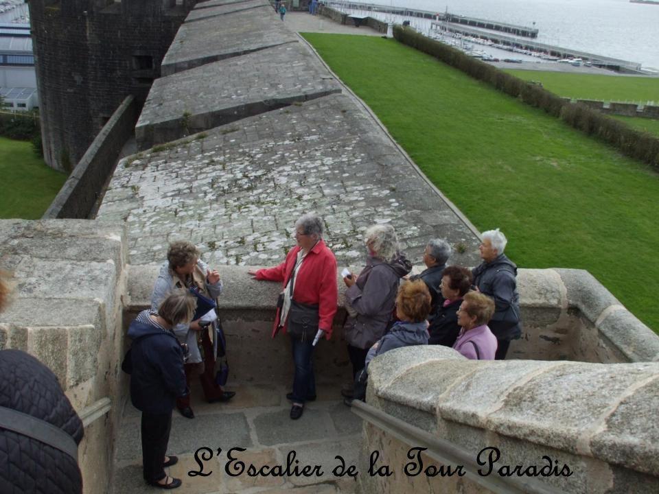 L'Escalier de la Tour Paradis