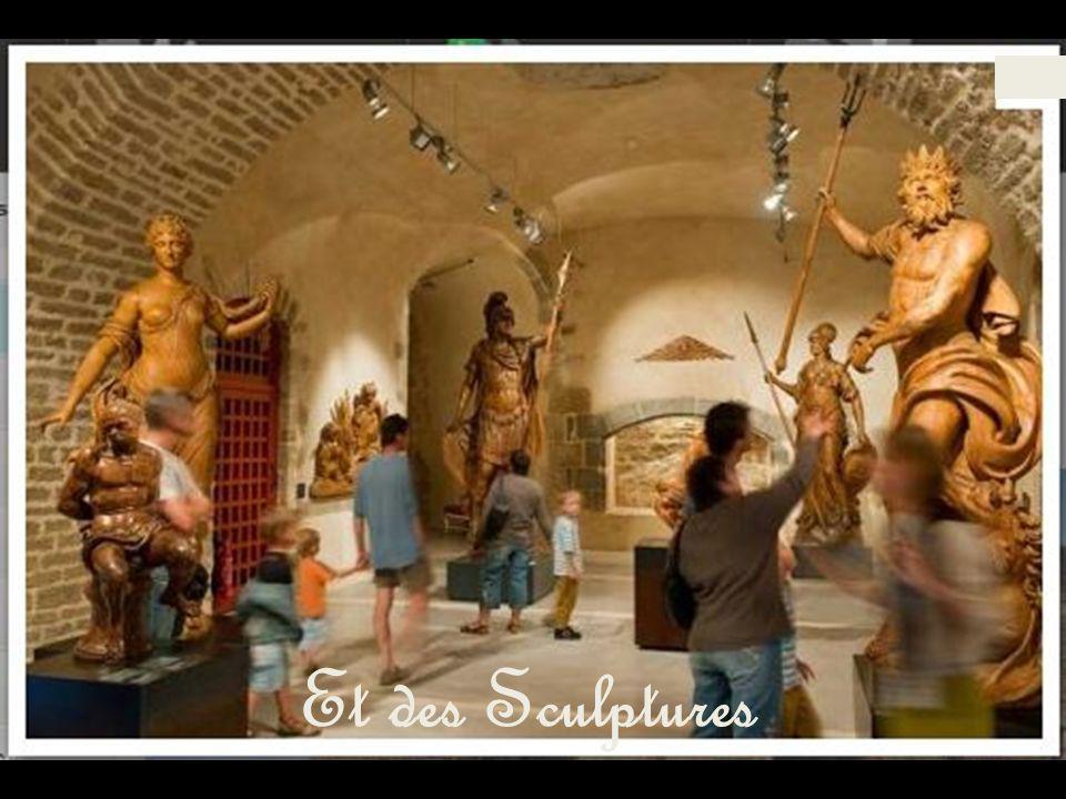 Et des Sculptures