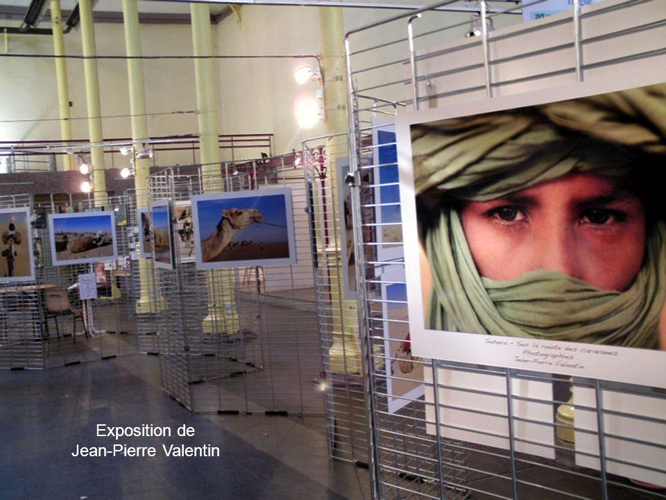 Exposition de Jean-Pierre Valentin