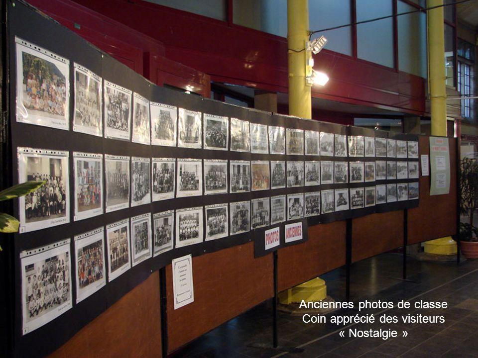 Anciennes photos de classe Coin apprécié des visiteurs « Nostalgie »