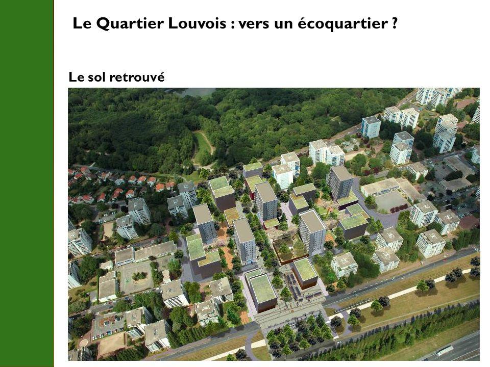 Le Quartier Louvois : vers un écoquartier