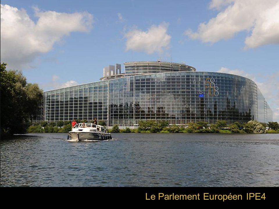Le Parlement Européen IPE4
