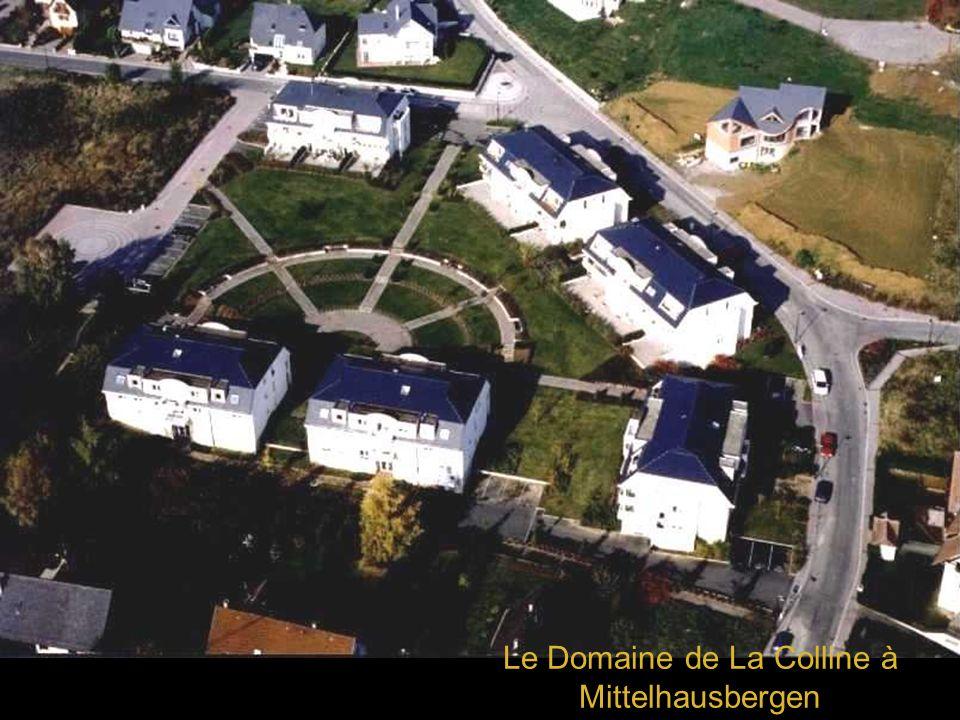 Le Domaine de La Colline à Mittelhausbergen