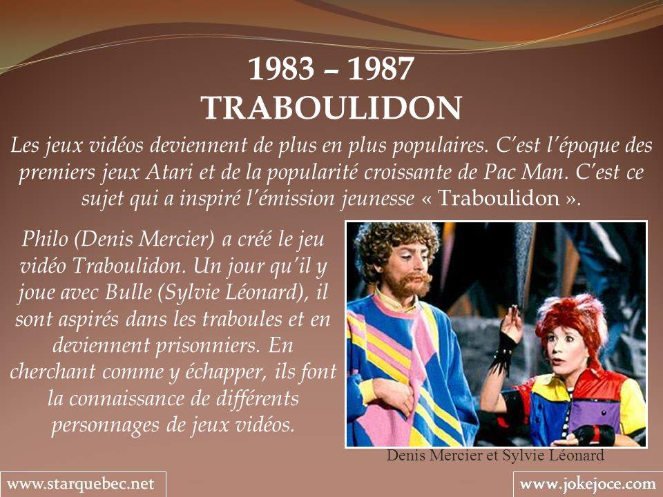 Denis Mercier et Sylvie Léonard
