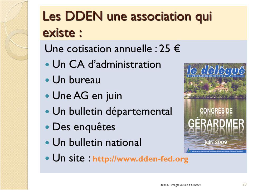 Les DDEN une association qui existe :
