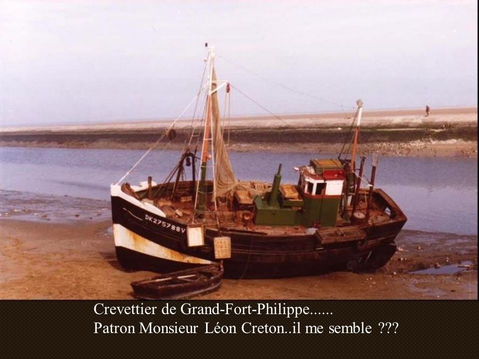 Crevettier de Grand-Fort-Philippe......
