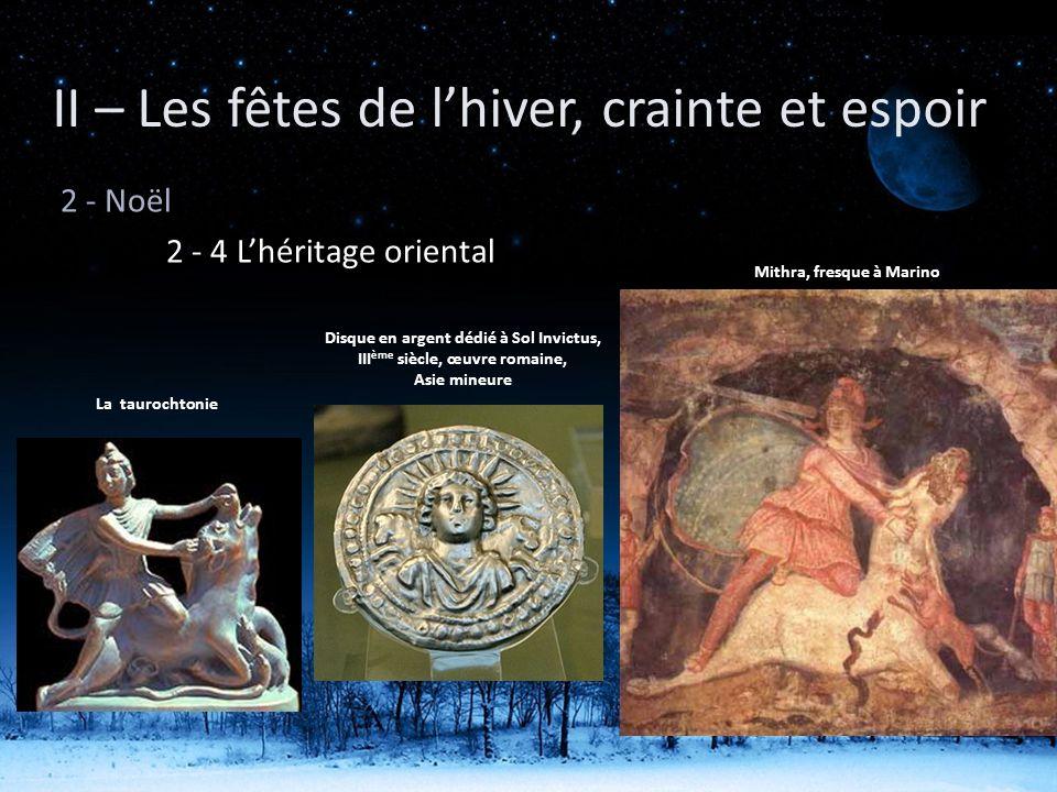 Mithra, fresque à Marino