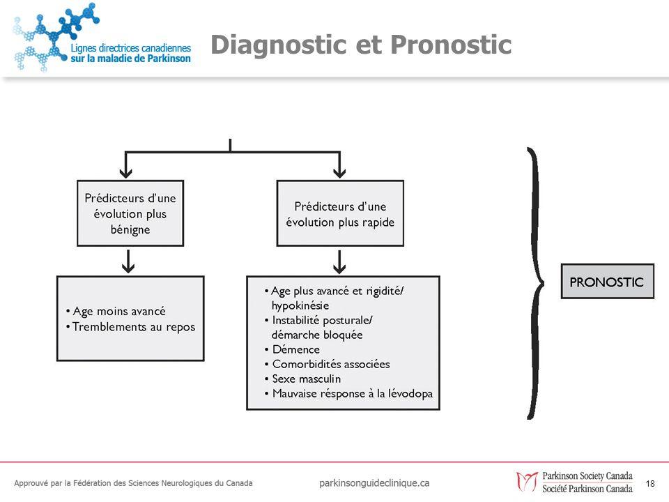 Diagnostic et Pronostic