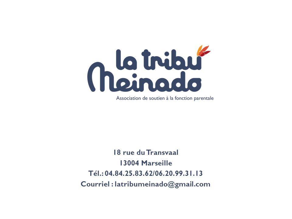 18 rue du Transvaal 13004 Marseille Tél. : 04. 84. 25. 83. 62/06. 20