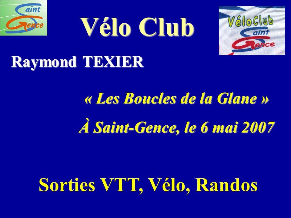 « Les Boucles de la Glane »