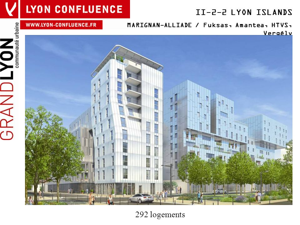II-2-2 LYON ISLANDS 292 logements