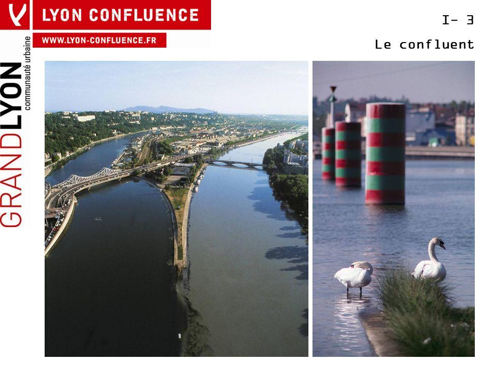I- 3 Le confluent