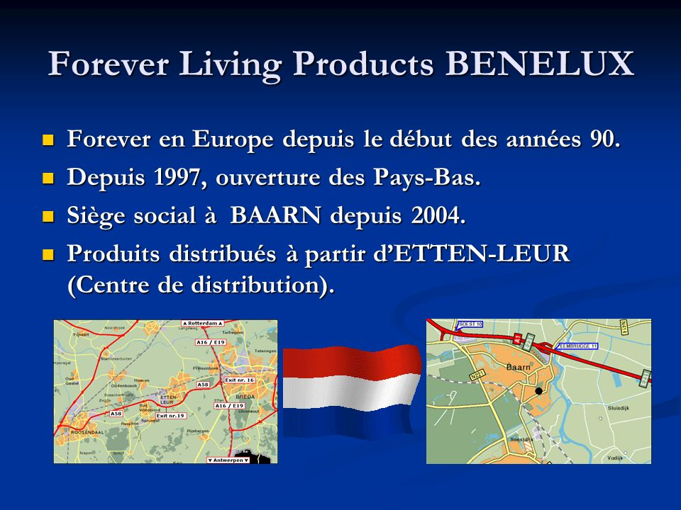 Forever Living Products BENELUX