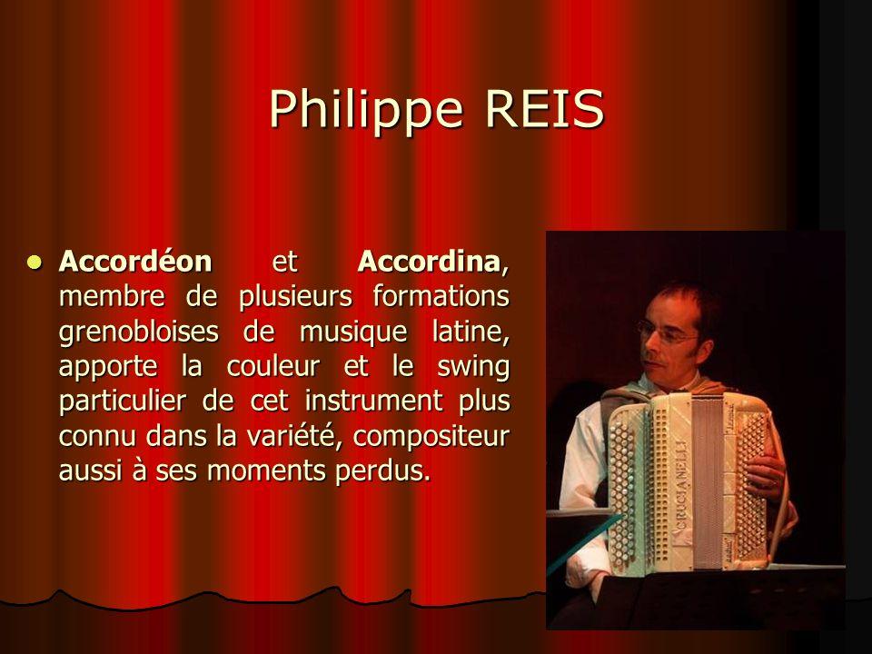 Philippe REIS