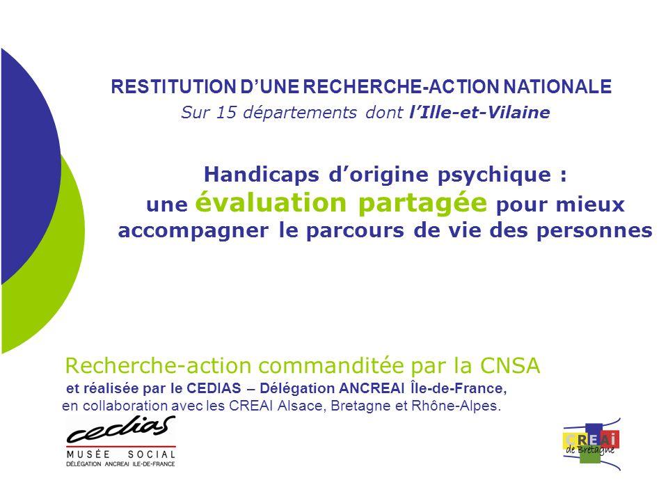 Recherche-action commanditée par la CNSA