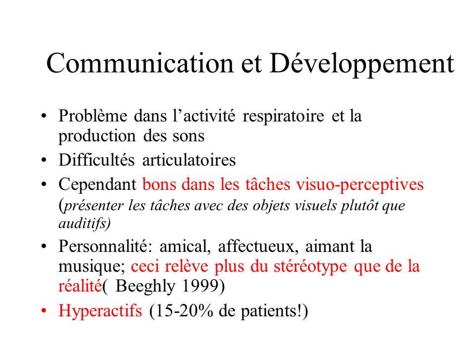 Communication et Développement