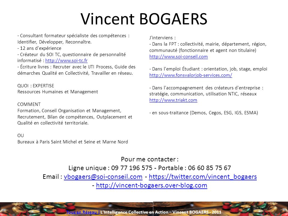 - http://vincent-bogaers.over-blog.com