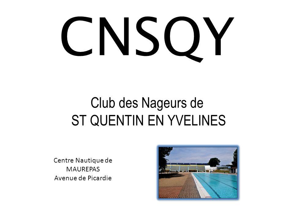 CNSQY Club des Nageurs de ST QUENTIN EN YVELINES