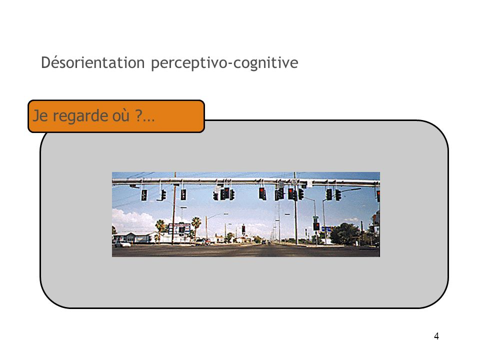 Désorientation perceptivo-cognitive