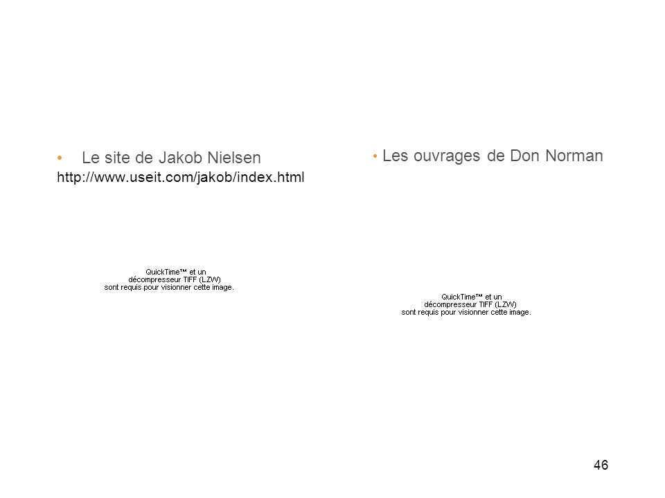 Le site de Jakob Nielsen