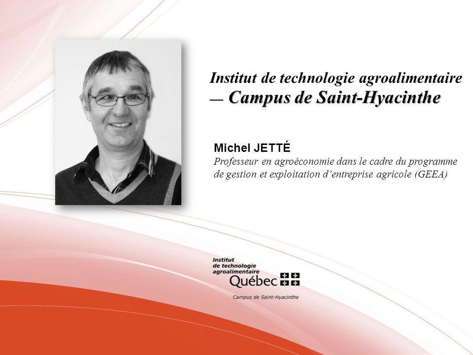 Institut de technologie agroalimentaire — Campus de Saint-Hyacinthe