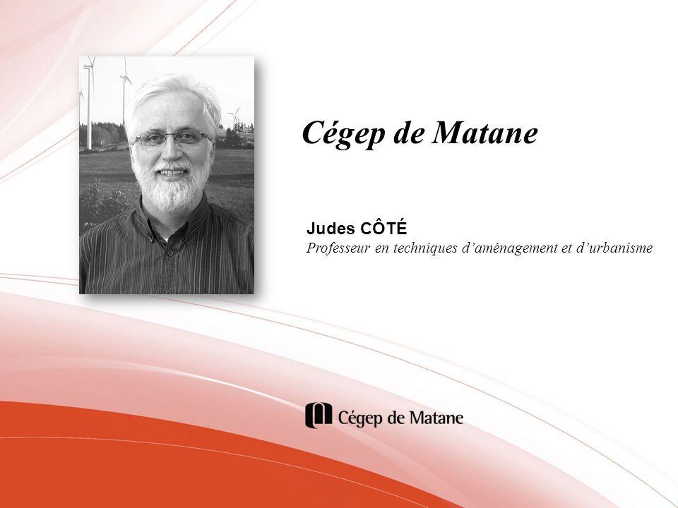 Cégep de Matane Judes CÔTÉ