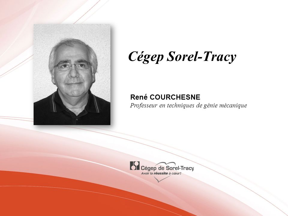 Cégep Sorel-Tracy René COURCHESNE
