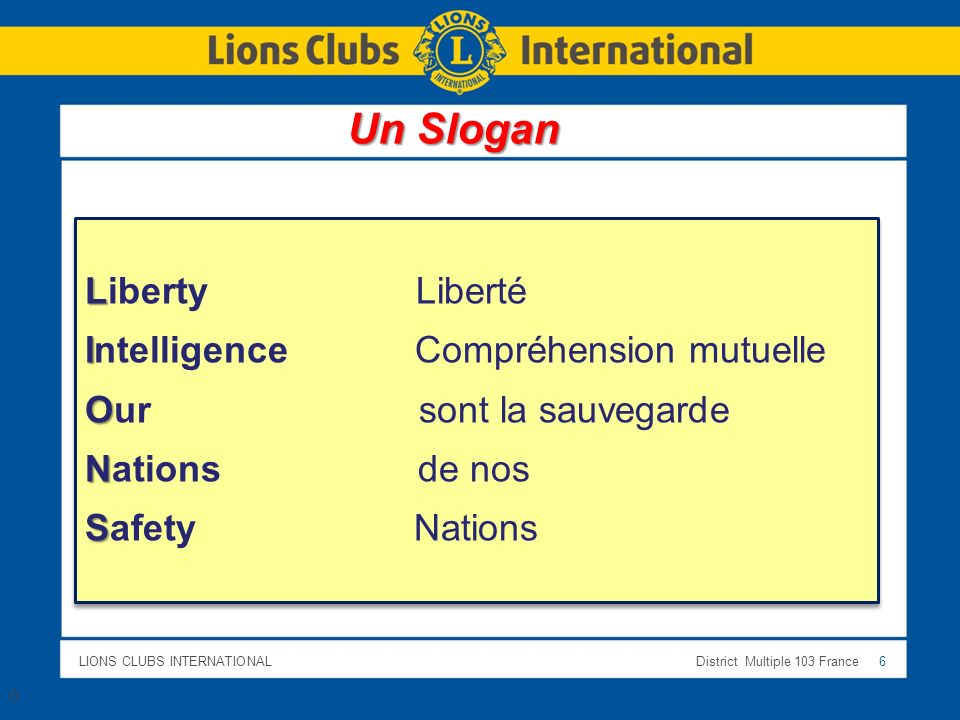 Un Slogan Liberty Liberté Intelligence Compréhension mutuelle
