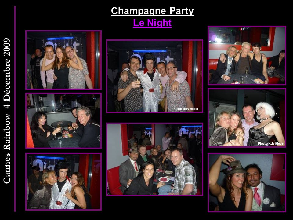 Champagne Party Le Night