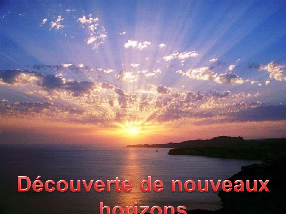 Découverte de nouveaux horizons